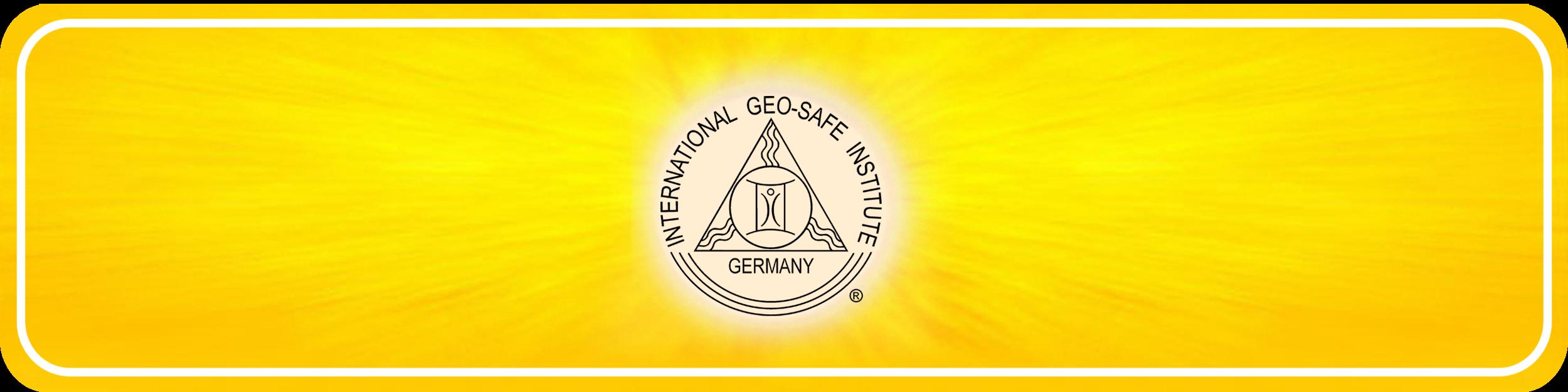 INTERNATIONAL GEO-SAFE INSTITUTE Dieter Schäfer